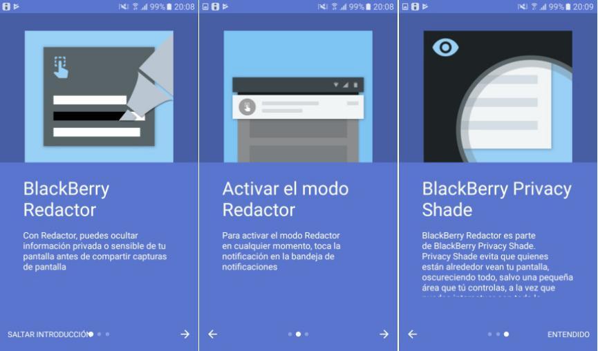 descargar BlackBerry Redactor gratis