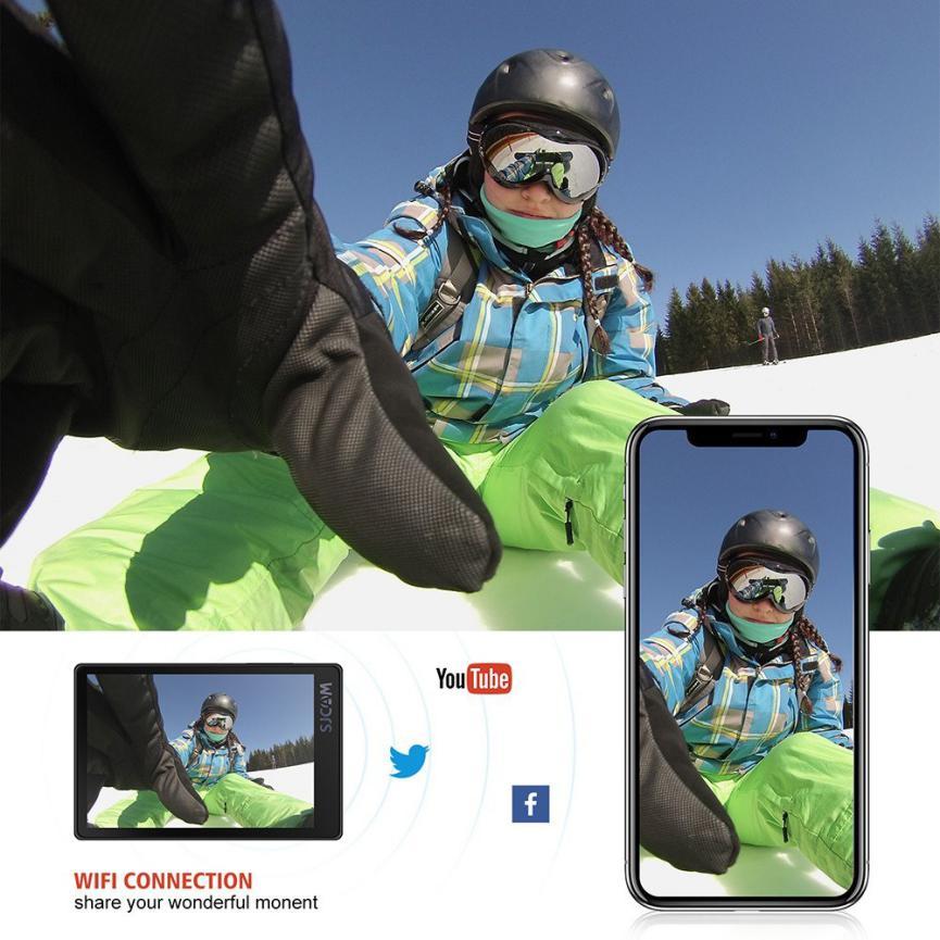 SJCam SJ8 Pro versus camaras Android
