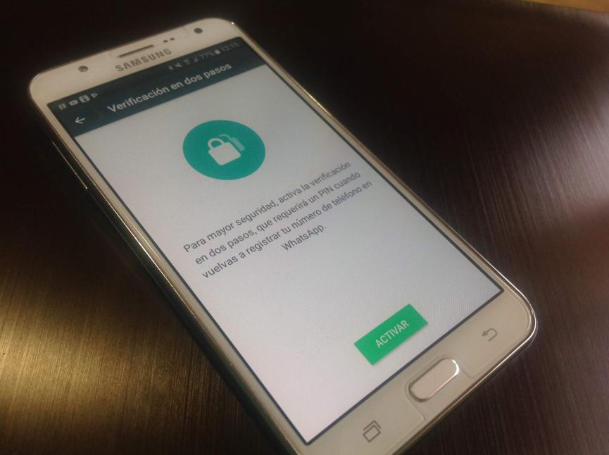 Problemas en WhatsApp Android
