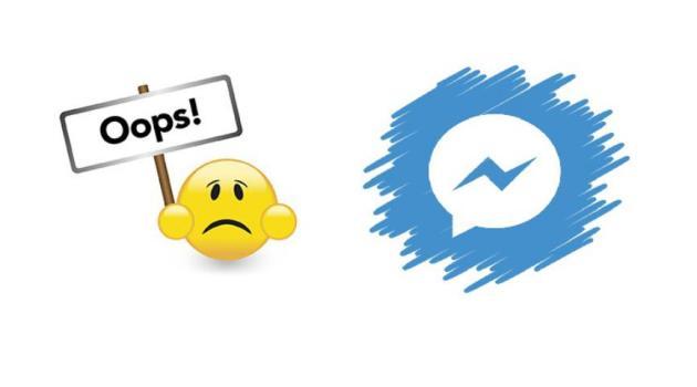 eliminar mensajes enviados en facebook messenger accidentalmente