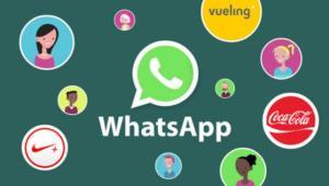WhatsApp con Publicidad