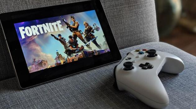 Fortnite Android gamepads bluetooth