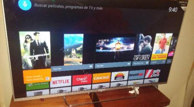 SmartTV Sony