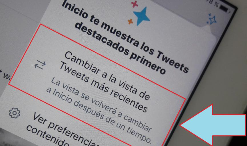 twitter android trucos