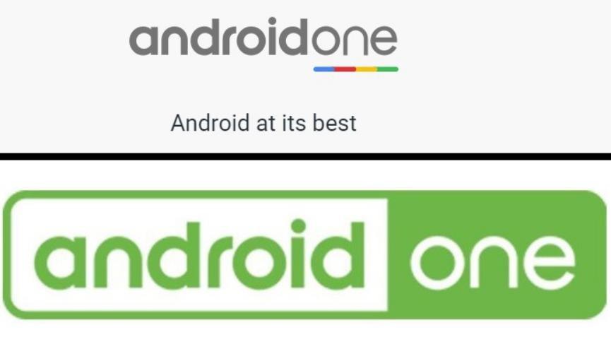 diferencias logos Android One en la MWC 2019