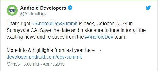 Noticias de Android R