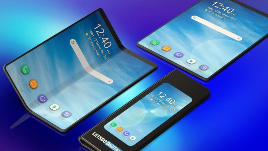 Samsung Galaxy Fold llegara a la China gracias a Certificación TENAA