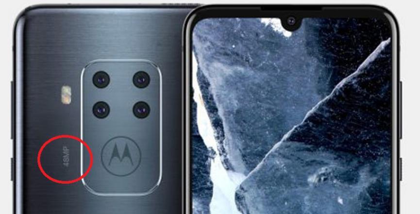 SmartPhone Motorola 4 camaras