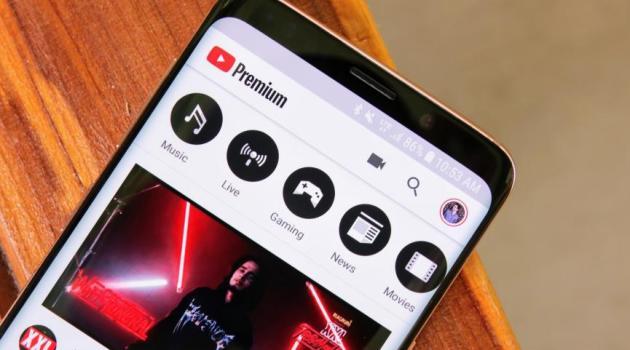 YouTube Premium gratis
