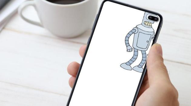 descargar fondos de pantalla Samsung Galaxy S10