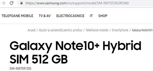 Galaxy Note 10 Plus: Filtraciones, Rumores y Especulaciones Actuales