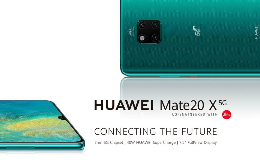 Huawei Mate 20 X 5G: Disponibilidad Agotada en la China