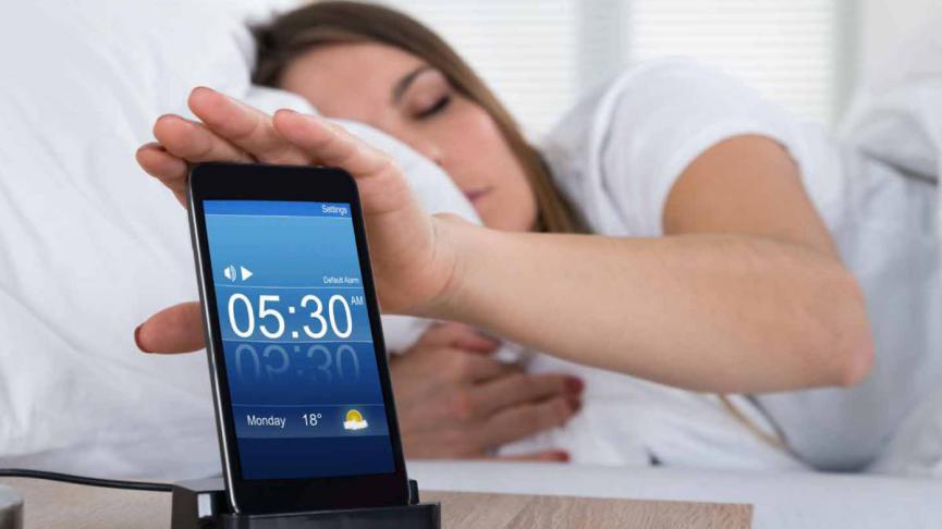 Alarma en Android: Cómo Subir el Volumen si no te Despiertas Pronto