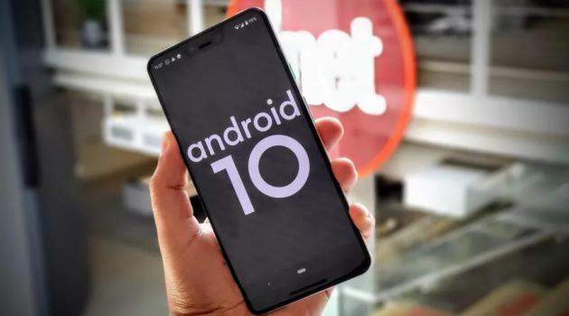 Android 10 pixel essential oneplus 7