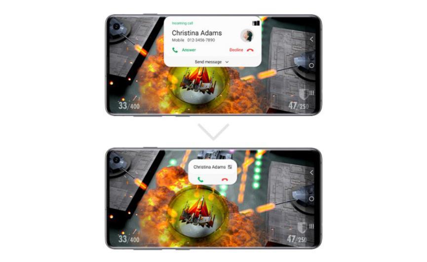 Android 10 en Samsung Galaxy S10