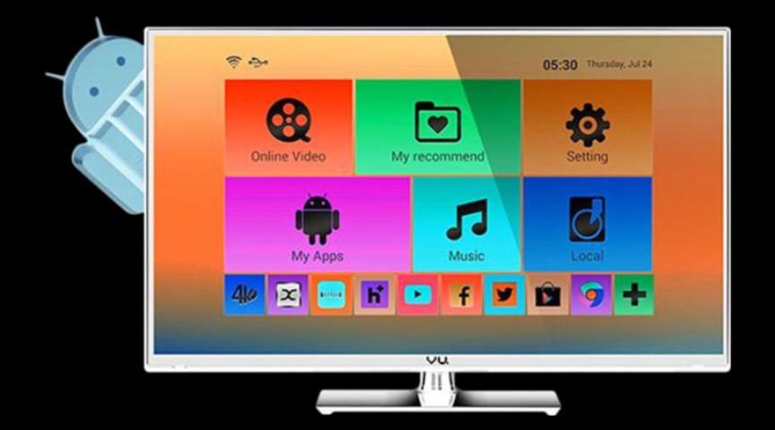 Google Play en Android TV Mejora la Apariencia con Tarjetas Coloridas