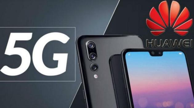 Huawei 5G en android