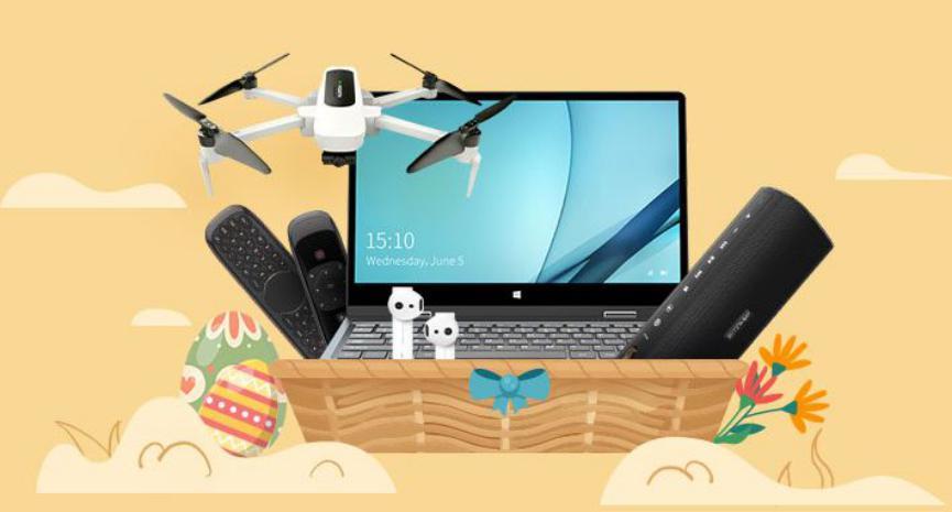 PRONTO: SmartPhones Android y Gadgets de Regalo con BangGood