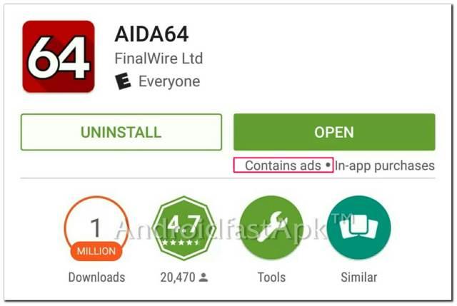 Google play muestra ads en apk 1