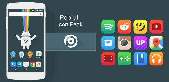Pop UI - Icon Pack