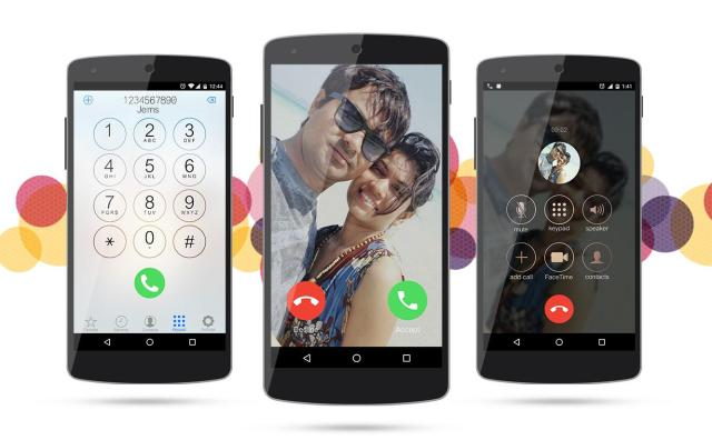 Screen Caller Dialer Pro
