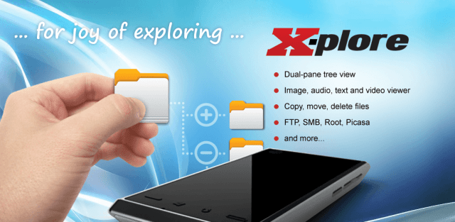 Xplore File Manager