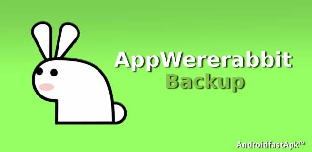 AppWererabbit Backup