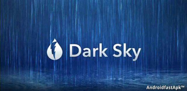 Dark Sky Premium Hyperlocal Weather
