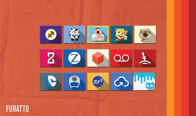 Furatto Icon Pack 4