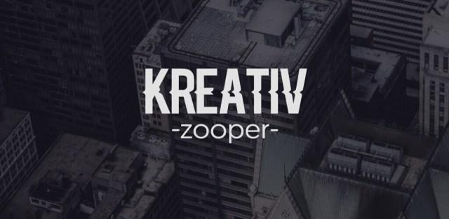 Kreativ Zooper v