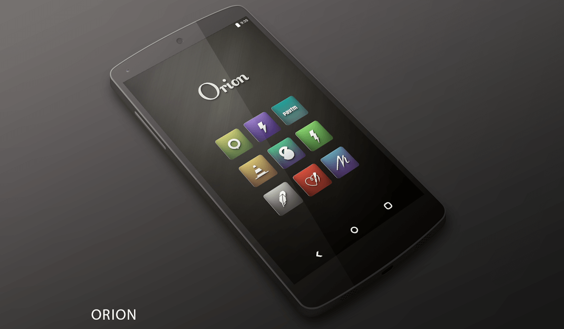 Orion UI Icon Pack-1