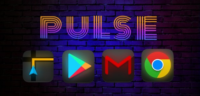 Pulse icon pack