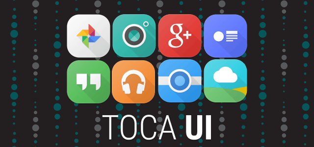 Toca UI Icon Pack