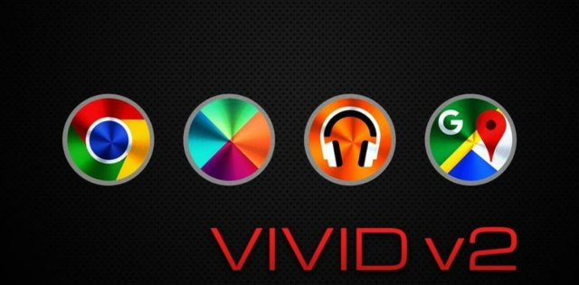 Vivid 2 Icon pack
