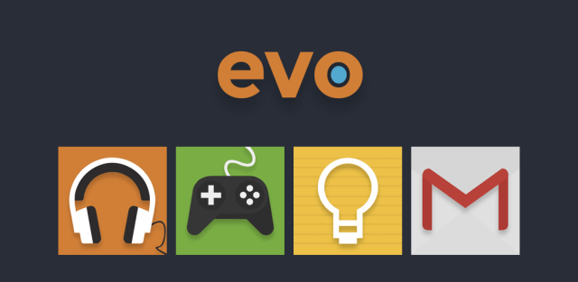 evo icon pack
