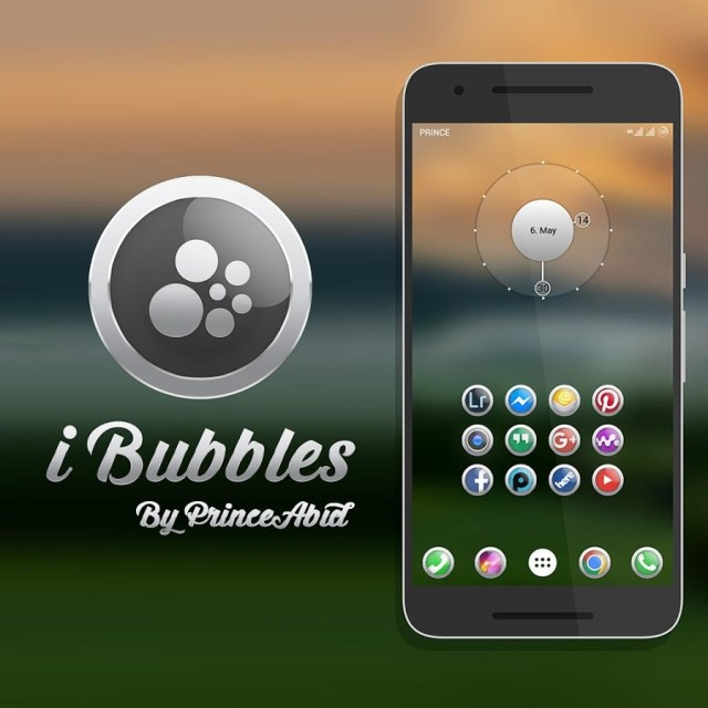 iBubbles Icon Pack