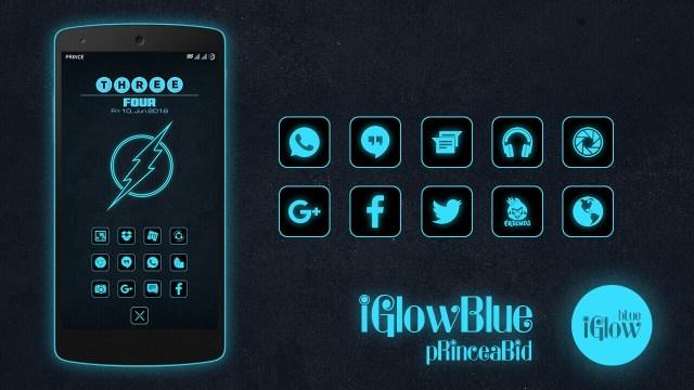 iGlowBlue