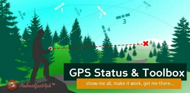 GPS Status & Toolbox PRO