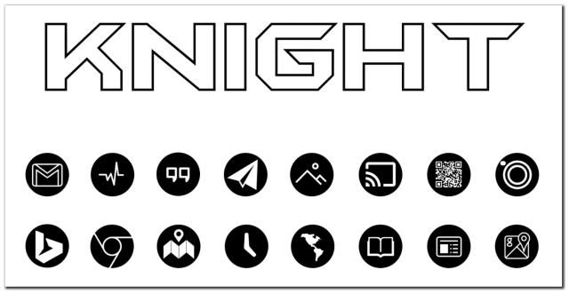 Knight - Icon Pack