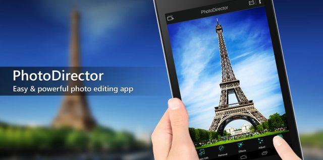 PhotoDirector Photo Editor