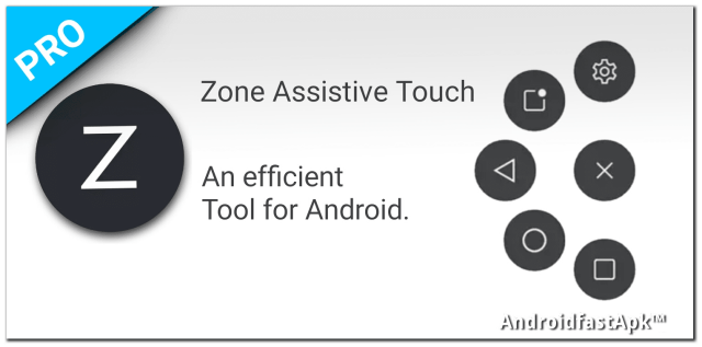 Zone Assistive Touch