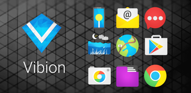 vibion Icon Pack