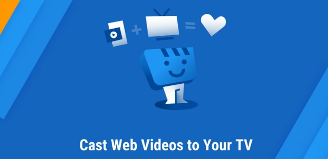 Web Video Cast  Browser for TV