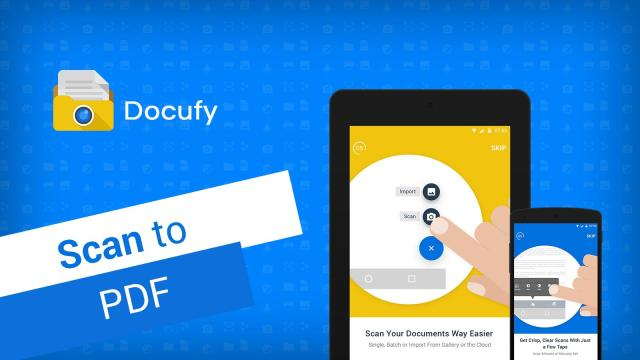 Docufy Scanner