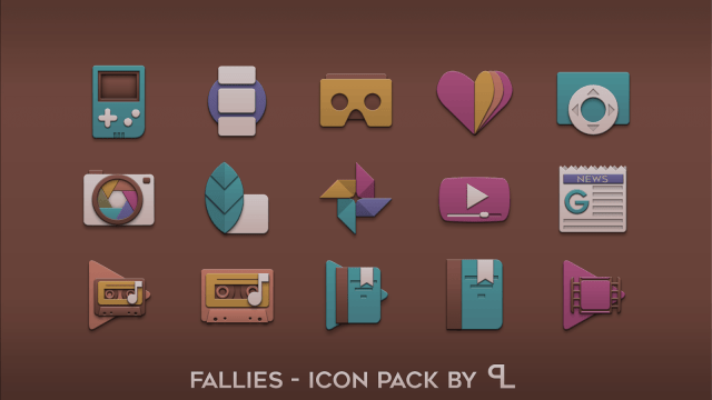 Fallies Icon pack