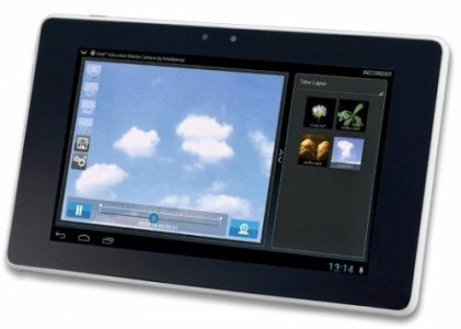 Intel student 7 inch tablet