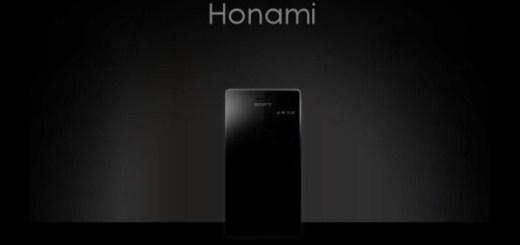 Sony Xperia Honami Z1