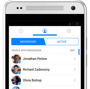 Facebook for Android and iOS updated