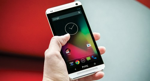 Google Play edition HTC One receiving Android 4.4 KitKat OTA Update
