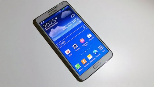 Samsung Galaxy Note 3 Coming in Red and White Gold